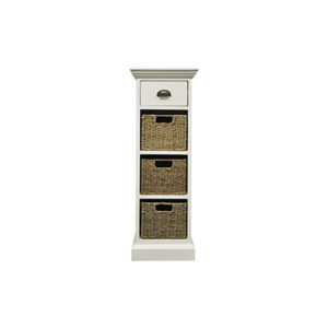 Walton 1 Drawer 3 Basket Unit