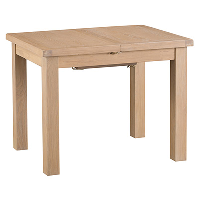 1m Butterfly Extending Dining Table