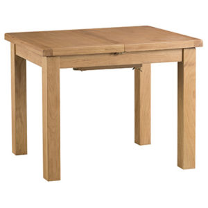Windsor Country 1m Butterfly Extending Dining Table