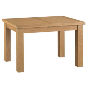 Windsor Country 1.25m Butterfly Extending Dining Table