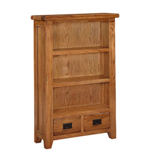 Lincoln Rustic 1.2M Bookcase
