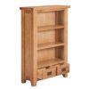 Lincoln Natural 1.2m Bookcase