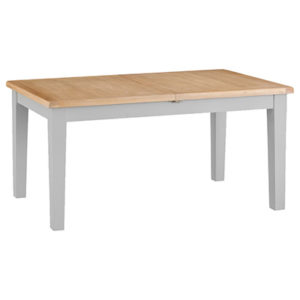 Suffolk Grey 1.6M Butterfly Extending Table