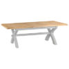 1.8m cross ext Table-Extending-butterfly-grey-painted-lime washed oak top-wood-wooden-Dining-furniture-Steptoes-Paphos-Cyprus (2)