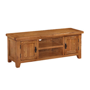 Lincoln Rustic Lowline TV Unit