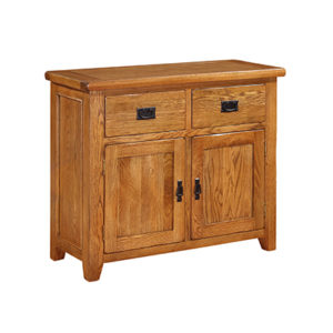 Lincoln Rustic 2 Drawer 2 Door SIdeboard