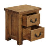 2 Drawer Bedside cabinet-storage-pine-wood-bedroom-furniture-steptoes-paphos-cyprus (4)