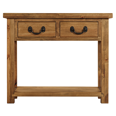 Cotswold 2 Drawer Console