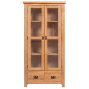 Lincoln Natural Display Cabinet