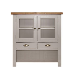 Norfolk Grey Small Hutch