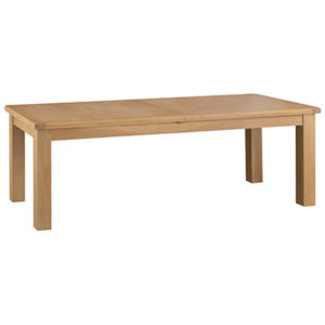 Windsor Country 2.4m Butterfly Extending Dining Table