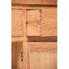 Lincoln Natural 3 Drawer 3 Door Sideboard
