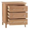 3 drawer chest-storage-natural-oak-Bedroom-wood-wooden-furniture-Steptoes-Paphos-Cyprus (2)
