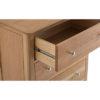 3 drawer chest-storage-natural-oak-Bedroom-wood-wooden-furniture-Steptoes-Paphos-Cyprus (3)