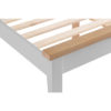 3'0 Single bed-slatted-90cm-headboard-grey-painted-lime washed oak top-wood-wooden-bedroom-furniture-Steptoes-Paphos-Cyprus