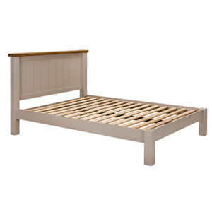 Norfolk Grey 3'0 Single Bed