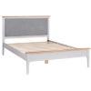 Bergen Beige 5'0 King Size Bed