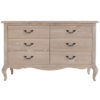 Florence 6 Drawer Chest