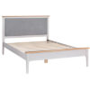 Bergen Beige 6'0 Super King Size Bed