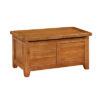 Lincoln Rustic Blanket Box