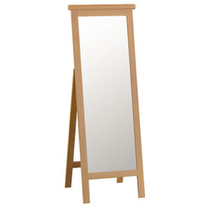 Windsor country cheval mirror