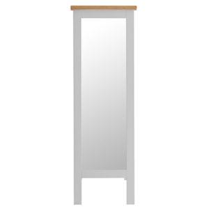 Suffolk Grey Cheval Mirror