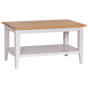 Bergen Beige Coffee Table