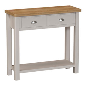 Halifax 2 Drawer Console