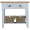 Console table-stand-drawers-storage-grey-painted-lime washed oak top-wood-wooden-occasional-furniture-Steptoes-Paphos-Cyprus (2)