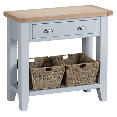 Suffolk Grey Console Table