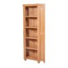 Lincoln Natural Corner Bookcase
