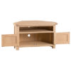 Windsor Limed Corner TV Unit
