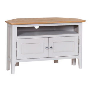 Bergen Beige Corner TV Unit