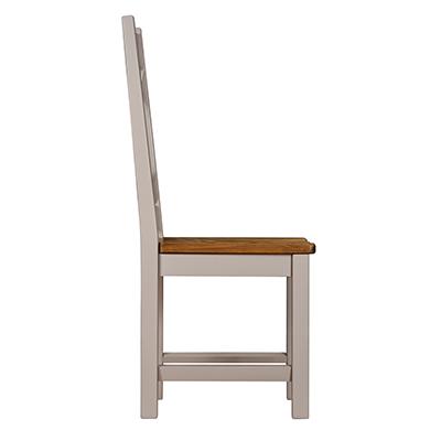 Norfolk Grey Dining Chair