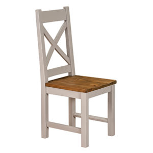 Norfolk Grey Dining Chair