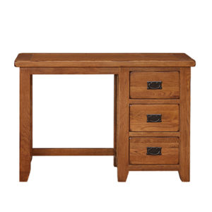 Lincoln Rustic Dressing Table