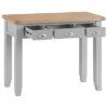 Dressing Table-drawers-vanity-grey-painted-lime washed top-wood-wooden-bedroom-furniture-Steptoes-Paphos-Cyprus (3)