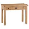 Dressing Table-storage-drawers-Vanity-bronze handles-oak-Bedroom-wooden-wood-furniture-Steptoes-paphos-cyprus