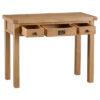 Dressing Table-storage-drawers-Vanity-bronze handles-oak-Bedroom-wooden-wood-furniture-Steptoes-paphos-cyprus (4)