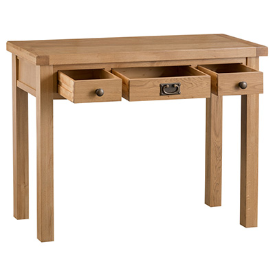 Windsor Country 3 Drawer Dressing Table