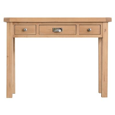 Windsor Limed Dressing Table