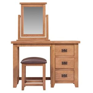 Lincoln Natural Dressing Table