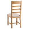 Windsor Country Ladder Back Chair