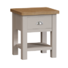 Halifax 1 Drawer Lamp Table