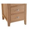 Bergen Oak Large Bedside Cabinet
