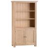 Windsor Limed Large Bookcase