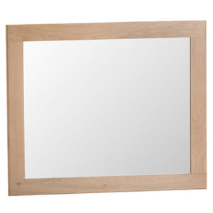 Windsor Limed Large Wall Mirror