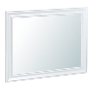 Suffolk White Large Wall Mirror