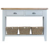 Large console table-stand-drawers-storage-grey-painted-lime washed oak top-wood-wooden-occasional-furniture-Steptoes-Paphos-Cypru (2)