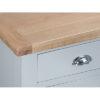 Large sideboard-storage-cupboard-drawer-doors-grey-painted-lime washed oak top-wood-wooden-Dining-furniture-Steptoes-Paphos-Cyprus (5)